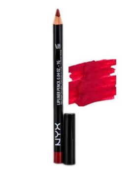 NYX Slim Lip Liner - Hot Red