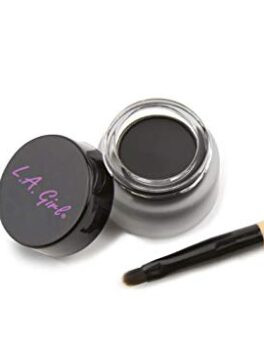 La Girl Gel Liner- Very Black