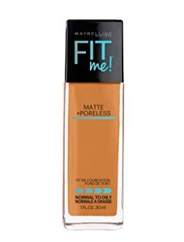 Maybelline Fit Me Matte + Poreless Foundation 340