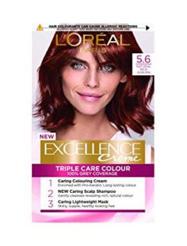 L'Oreal Paris Excellence Creme 5.6 Natural Rich Auburn