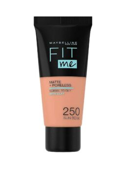 Maybelline Fit Me Matte + Poreless Foundation Tube 250 in Bangladesh