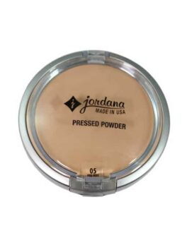 Jordana Pressed Powder - 05 in Carnesia