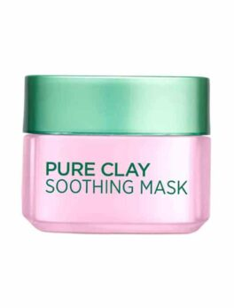 Loreal Pure Clay Detox Mask Soothing Mask in Carnesia