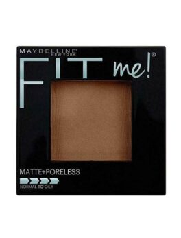 Maybelline Fit Me Set+Smooth Pressed Powder 360