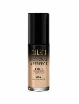 Milani Conceal+Perfect 2 In 1 Foundation - Natural Beige in Carnesia