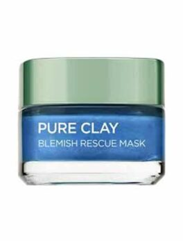 Loreal Pure Clay Blemish Rescue Mask in Carnesia