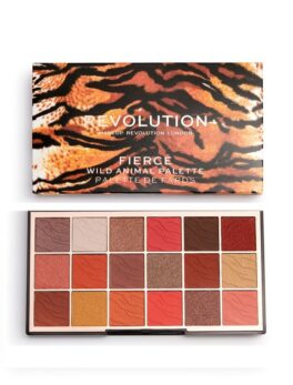 Revolution Wild Animal Fierce Palette