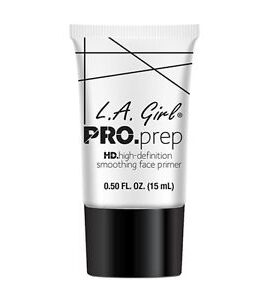 Remove term: L.A Girl HD High Definition Smoothing Face Primer - Clear 949 in Carnesia L.A Girl HD High Definition Smoothing Face Primer - Clear 949 in Carnesia