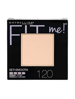 Maybelline Fit Me Set+Smooth Pressed Powder 110