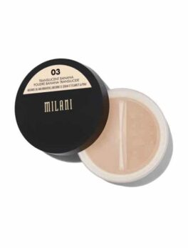 Milani Make It Last Setting Powder - Translucent Banana in Carnesia