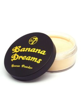 W7 Banana Dreams Loose Powder Banana