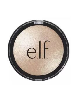 e.l.f Baked Highlighter- Moon Light Pear in Carnesia