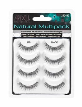 Ardell Professional Natural Eyelash-110 Black in Carnesia