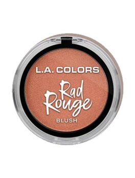 L.A Colors Rad Rouge Blush-For Sure in Carnesia