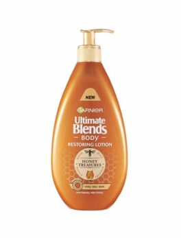 Garnier Body Ultimate Blends Restoring Lotion (400ml) in Carnesia