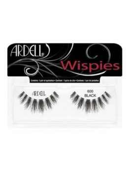 Ardell Wispies Black-600 in Carnesia