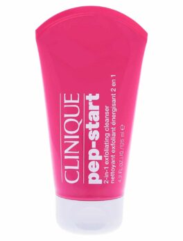 Clinique Pep-Start 2-In-1 Exfoliating Cleanser 125mli