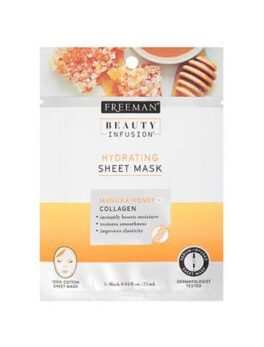 Freeman Beauty Freeman Hydrating Manuka Honey & Collagen Sheet Mask