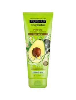 Freeman Beauty Purifying Avocado & Oatmeal Clay Mask