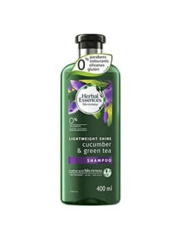 Herbal Essences Bio-Renew Cucumber & Green Tea Shampoo 400ml