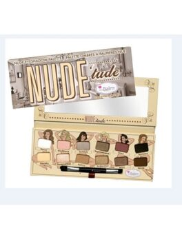 The Balm Eyeshadow Palette Nude Tude