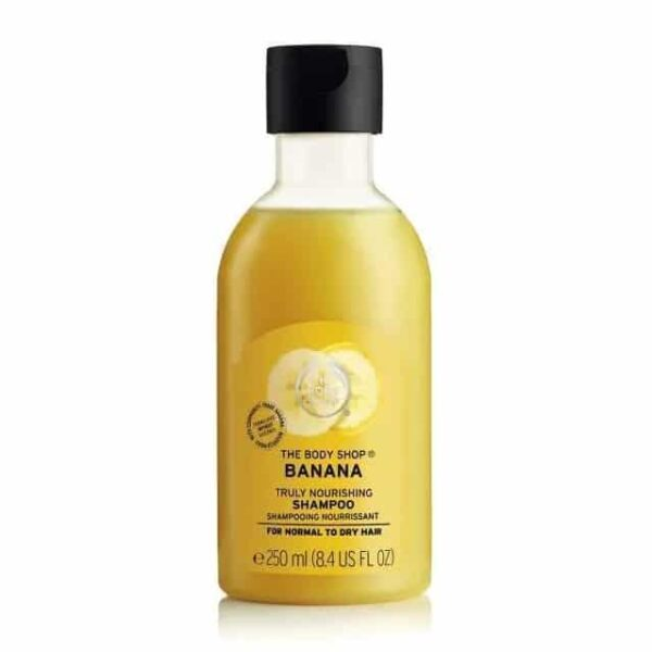 The Body Shop Banana Truly Nourishing Shampoo