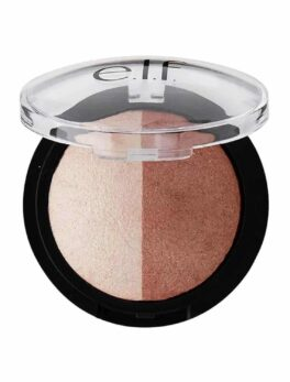 e.f.l. Baked Highlighter & Bronzer in Carnesia