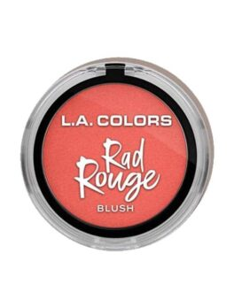 L.A Colors Rad Rouge Blush-As If in Carnesia