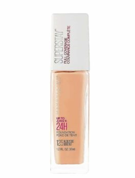 Maybelline Super Stay 24h Foundation- 125 Nude Beige in Bangladesh