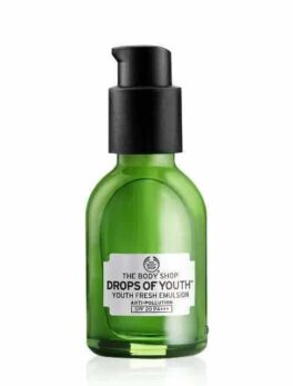 The Body Shop Drops of Youth Youth Fresh Emulsion Anti-Pollution SPF20 PA+++