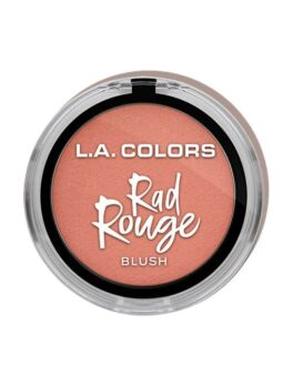 L.A Colors Rad Rouge Blush-Preppy in Carnesia