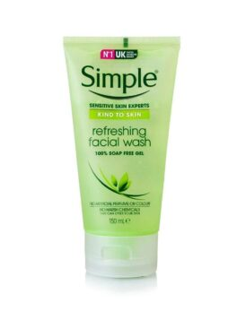 Simple Refreshing Facial Wash Gel 150ml in Bangladesh
