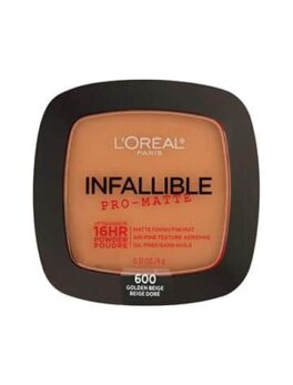 L'Oreal Infalible Pro Matte Pressed Powder-600