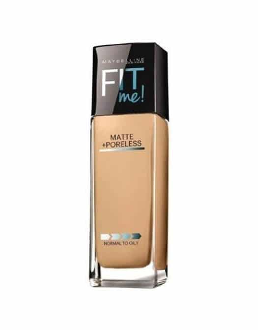 Maybelline Fit Me Matte + Poreless Foundation- Natural Beige 220 in Carnesia