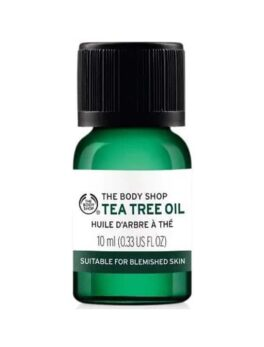 The Body Shop Tea Tree Oil in Carnesia