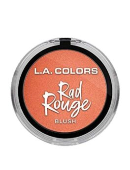 L.A Colors Rad Rouge Blush-Chill in Carnesia