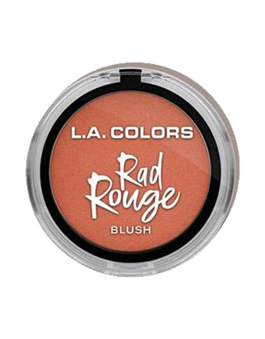 L.A Colors Rad Rouge Blush-Like Totally in Carnesia