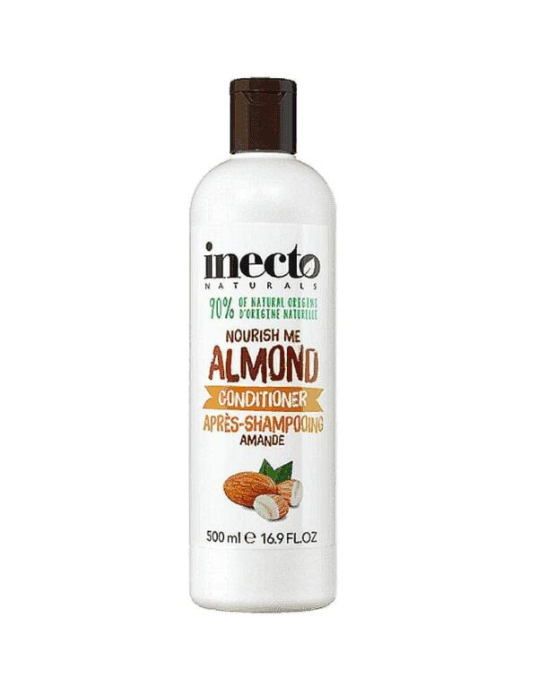 Inecto Naturals Almond Conditioner (500mL) in Bangladesh
