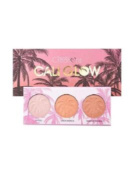 BEAUTY CREATIONS CALI GLOW HIGHLIGHTING PALETTE