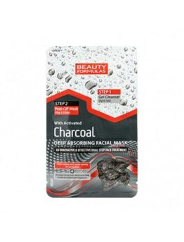 Beauty Formula charcoal Deep Absorbing Facial Mask