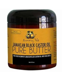 Sunny Isle Jamaican Black Castor Oil Pure Butter With Coconut Oil 4oz in Bangladesh