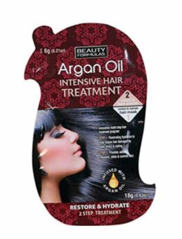 Beauty Formulas Argan Oil Intensive Hair Treatment in Carnesia