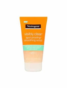 Neutrogena Visibly Clear Spot Proofing Smoothing Scrub in Carnesia
