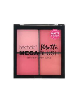Technic Matte Mega Blush- Bq8976 in Carnesia