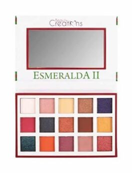 Beauty Creations Esmeralda 1 Eyeshadow Palette in Carnesia