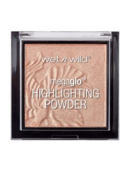 Wet & wild MegaGlo Highlighting Powder-Precious Petals in Carnesia