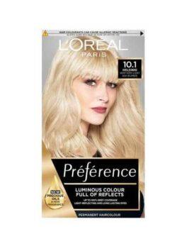 Loreal Paris Preference Luminous Colour Full Of Reflects 10.1 Helsinki in Carnesia