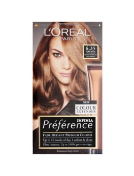 Loreal Paris Preference Luminous Colour Full Of Reflects 6.35 Havana in Canesia