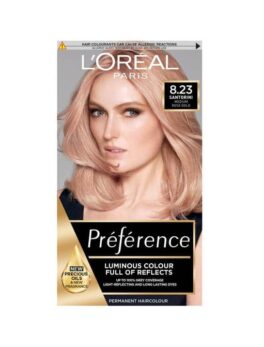 Loreal Paris Preference Luminous Colour Full Of Reflects 8.23 Santorini in Carnesia