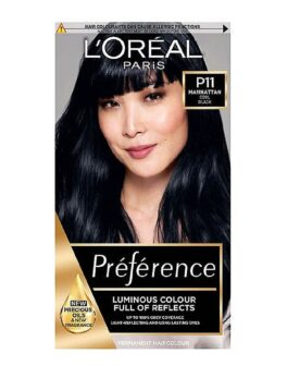L'Oreal Paris Preference Luminous Color Full Of Reflects P11 Manhattan in Carnesia
